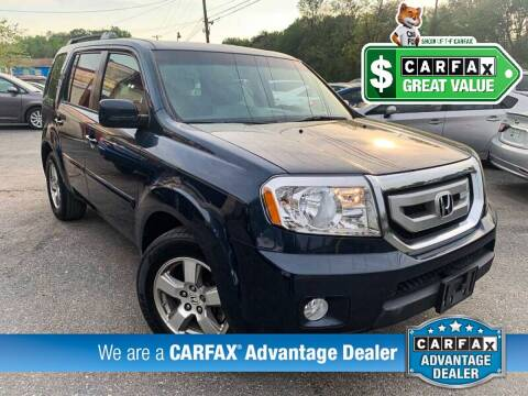 2009 Honda Pilot for sale at High Rated Auto Company in Abingdon MD