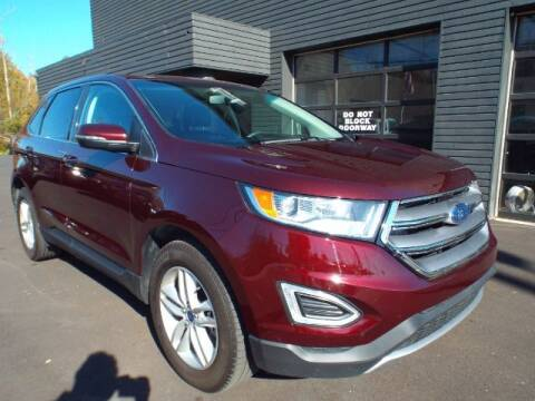 2018 Ford Edge for sale at Carena Motors in Twinsburg OH
