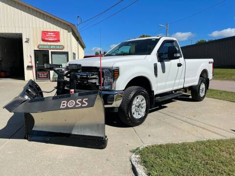 2019 Ford F-250 Super Duty for sale at Dussault Auto Sales in Saint Albans VT