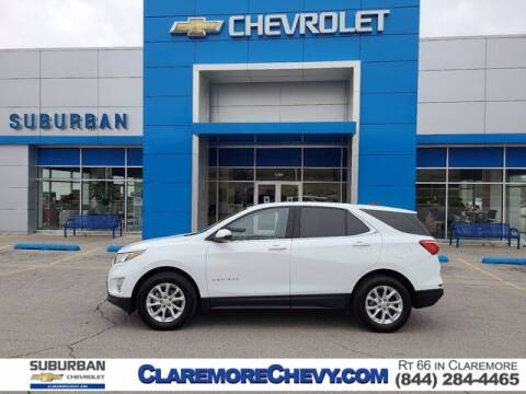 2019 Chevrolet Equinox for sale at Suburban Chevrolet in Claremore OK