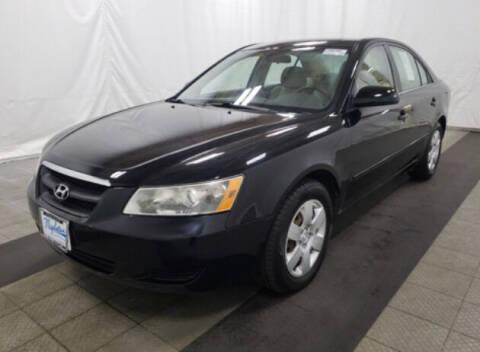 2007 Hyundai Sonata for sale at HW Used Car Sales LTD in Chicago IL