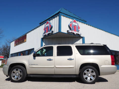 2008 GMC Yukon XL for sale at DRIVE 1 OF KILLEEN in Killeen TX