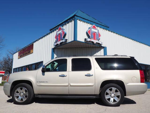 2008 GMC Yukon XL for sale at DRIVE 1 OF KILLEEN in Killeen TX