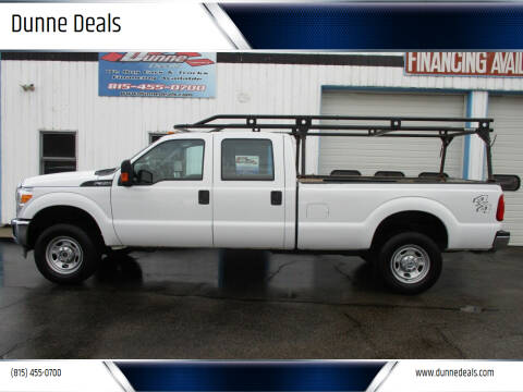 2014 Ford F-350 Super Duty for sale at Dunne Deals in Crystal Lake IL