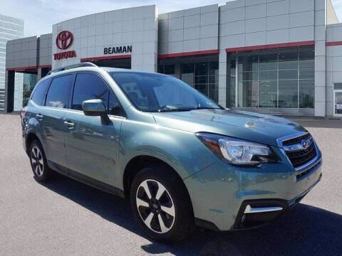 2018 Subaru Forester for sale at BEAMAN TOYOTA in Nashville TN