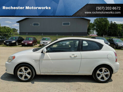 2007 Hyundai Accent for sale at Rochester Motorworks in Rochester MN