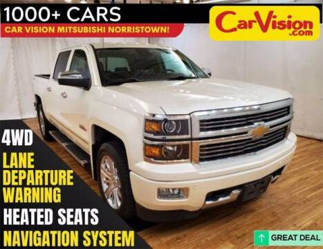 2015 Chevrolet Silverado 1500 for sale at Car Vision Buying Center in Norristown PA
