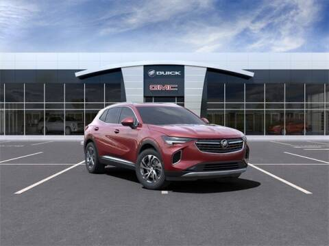 2021 Buick Envision for sale at Bob Clapper Automotive, Inc in Janesville WI