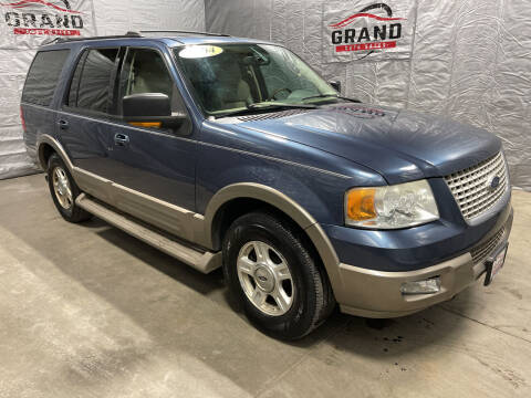 2004 Ford Expedition for sale at GRAND AUTO SALES in Grand Island NE