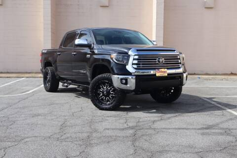 2021 Toyota Tundra for sale at El Compadre Trucks in Doraville GA