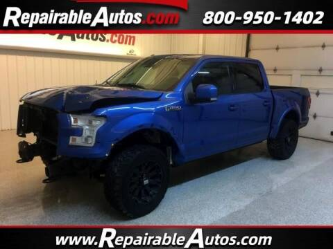 2015 Ford F-150 for sale at Ken's Auto in Strasburg ND