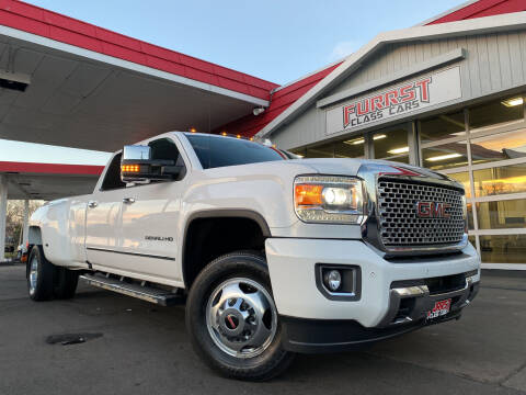 2016 GMC Sierra 3500HD for sale at Furrst Class Cars LLC  - Independence Blvd. in Charlotte NC
