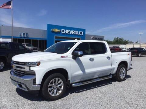 2019 Chevrolet Silverado 1500 for sale at LEE CHEVROLET PONTIAC BUICK in Washington NC