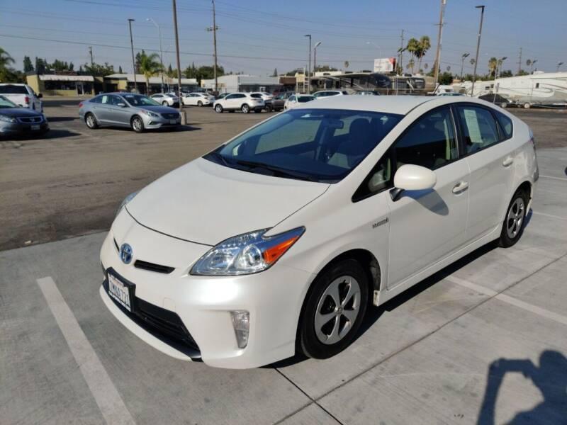 2015 Toyota Prius for sale at California Motors in Lodi CA