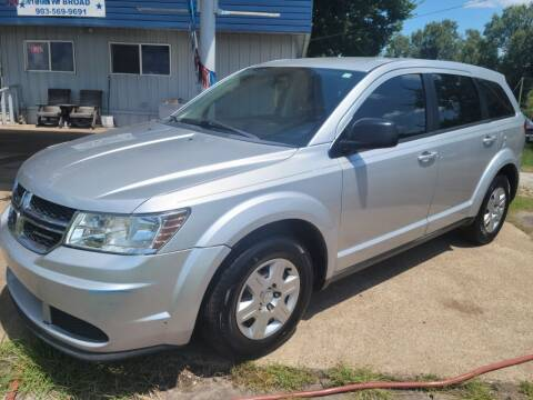 2012 Dodge Journey for sale at QUICK SALE AUTO in Mineola TX