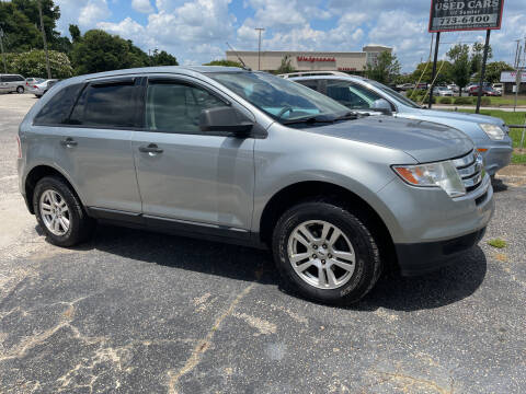 2007 Ford Edge for sale at Ron's Used Cars in Sumter SC