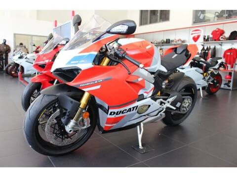 2019 Ducati PANIGALE V4S  CORSA SP EDITION for sale at Peninsula Motor Vehicle Group in Oakville Ontario NY