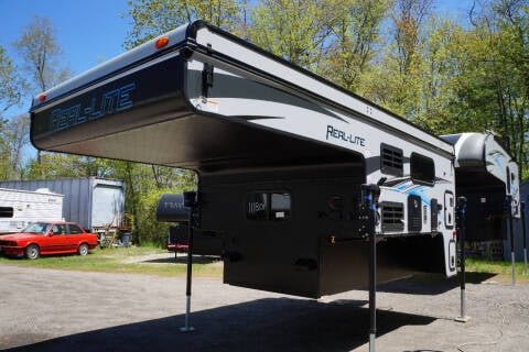 2020 Real Lite 1609 for sale at Polar RV Sales in Salem NH
