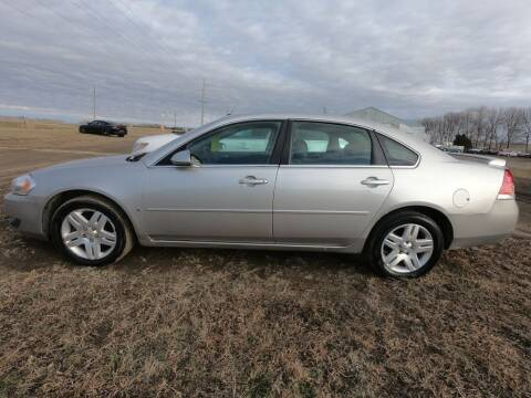 2007 Chevrolet Impala for sale at Alpha Auto in Toronto SD