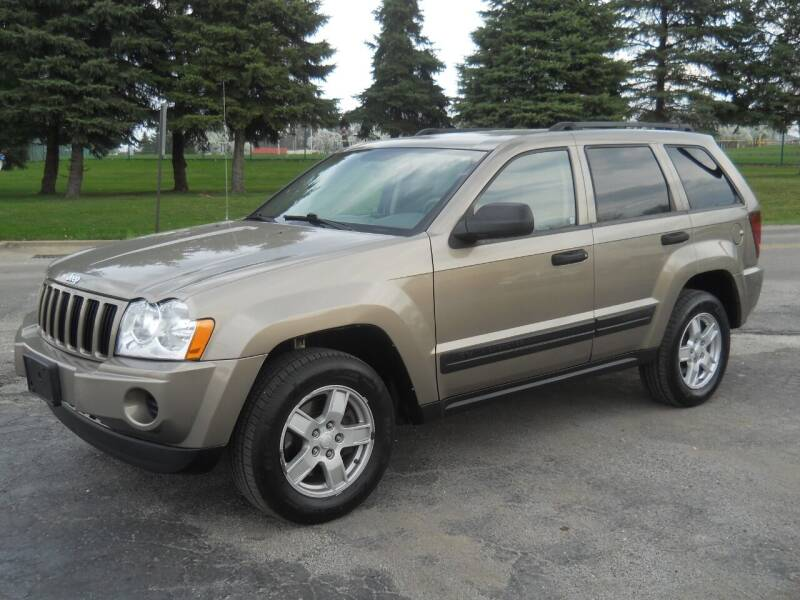 2006 Jeep Grand Cherokee for sale at Hern Motors - 111 Hubbard Youngstown Rd Lot in Hubbard OH