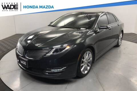2015 Lincoln MKZ for sale at Stephen Wade Pre-Owned Supercenter in Saint George UT