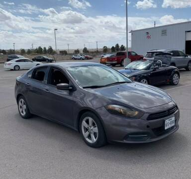2016 Dodge Dart for sale at I-80 Auto Sales in Hazel Crest IL