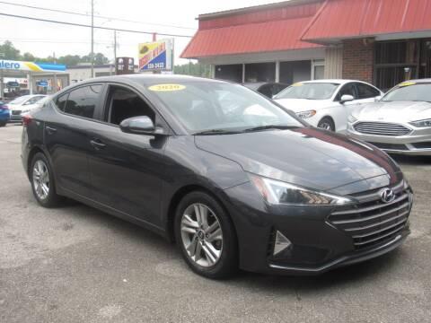2020 Hyundai Elantra for sale at Discount Auto Sales in Pell City AL