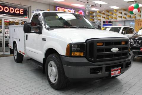 2007 Ford F-350 Super Duty for sale at Windy City Motors in Chicago IL