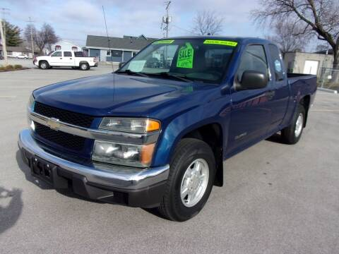 2005 Chevrolet Colorado for sale at Ideal Auto Sales, Inc. in Waukesha WI
