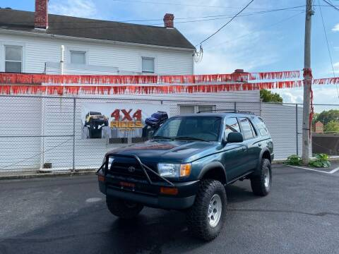 1997 Toyota 4Runner for sale at 4X4 Rides in Hagerstown MD