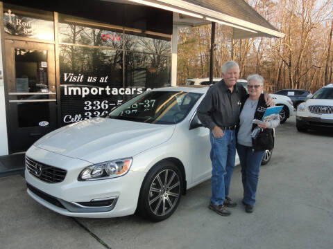 2017 Volvo S60 for sale at importacar in Madison NC