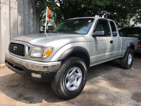 2004 Toyota Tacoma for sale at Deleon Mich Auto Sales in Yonkers NY