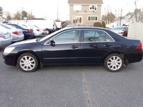 2007 Honda Accord for sale at Good Works Auto Sales INC in Ashland MA
