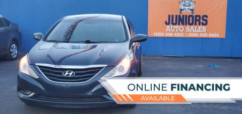 2012 Hyundai Sonata for sale at Juniors Auto Sales in Tucson AZ