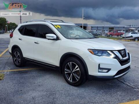 2017 Nissan Rogue for sale at GATOR'S IMPORT SUPERSTORE in Melbourne FL