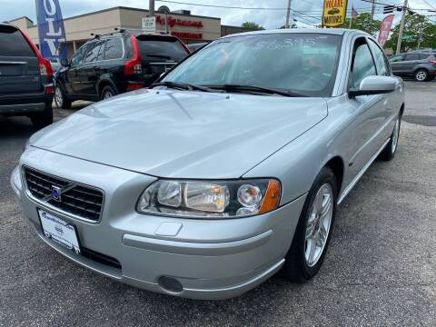 2006 Volvo S60 for sale at Volare Motors in Cranston RI