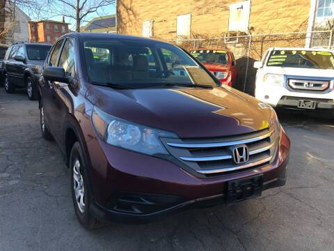 2014 Honda CR-V for sale at James Motor Cars in Hartford CT