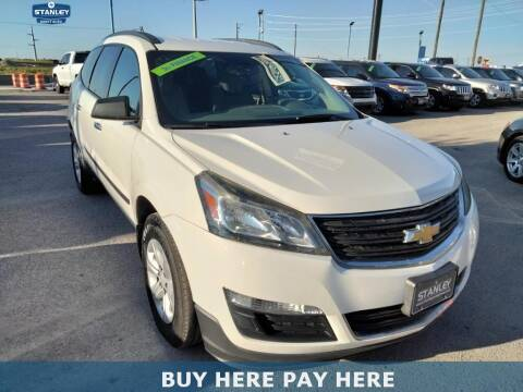 2014 Chevrolet Traverse for sale at Stanley Direct Auto in Mesquite TX
