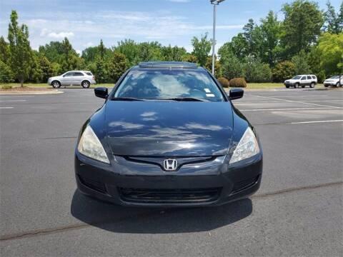 2003 Honda Accord for sale at Southern Auto Solutions - Lou Sobh Honda in Marietta GA
