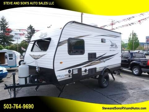 2019 Jayco Jayflgith for sale at Steve & Sons Auto Sales in Happy Valley OR
