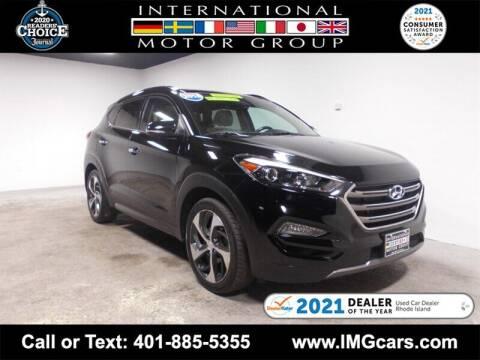 2016 Hyundai Tucson for sale at International Motor Group in Warwick RI