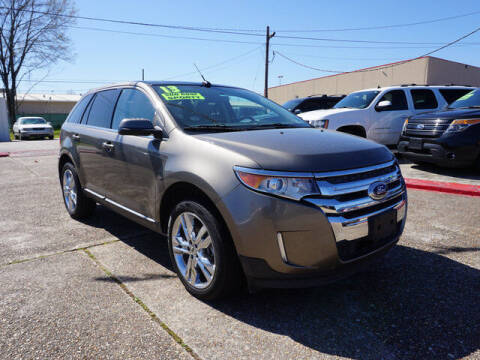 2013 Ford Edge for sale at BLUE RIBBON MOTORS in Baton Rouge LA