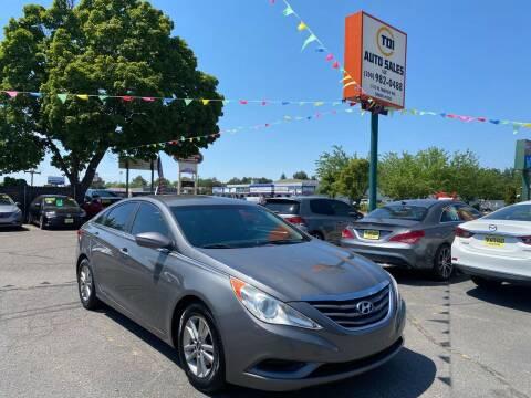 2011 Hyundai Sonata for sale at TDI AUTO SALES in Boise ID