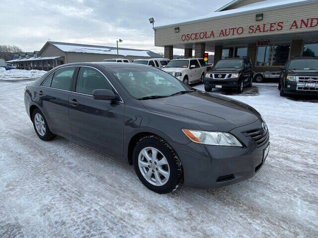 2007 Toyota Camry for sale at Osceola Auto Sales and Service in Osceola WI