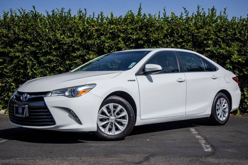 2017 Toyota Camry Hybrid for sale at 605 Auto  Inc. in Bellflower CA