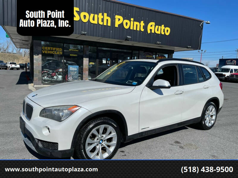 2013 BMW X1 for sale at South Point Auto Plaza, Inc. in Albany NY