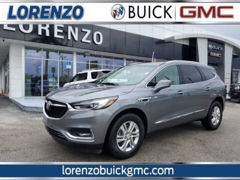 2018 Buick Enclave for sale at Lorenzo Buick GMC in Miami FL