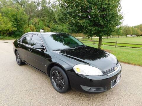 2007 Chevrolet Impala for sale at Lot 31 Auto Sales in Kenosha WI