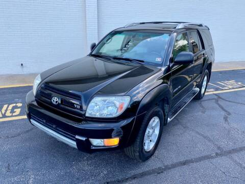 2003 Toyota 4Runner for sale at Carland Auto Sales INC. in Portsmouth VA