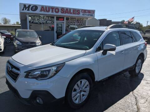 2018 Subaru Outback for sale at Mo Auto Sales in Fairfield OH